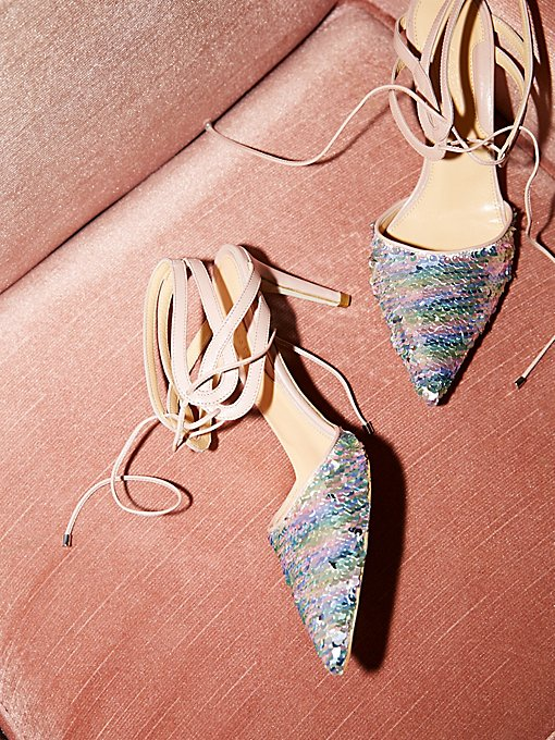 Product Image: Sirenia亮片高跟鞋