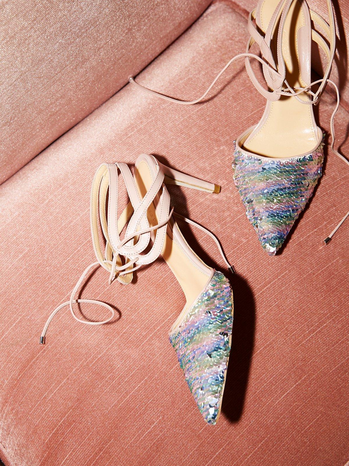 Sirenia Sequin Heel