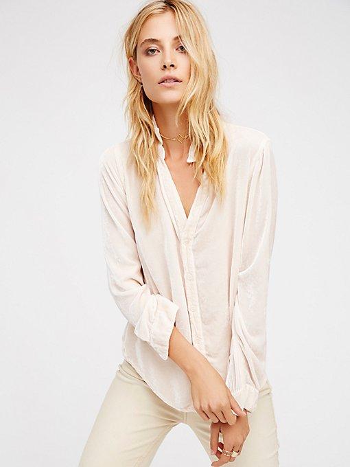 Product Image: Sloane Velvet Top