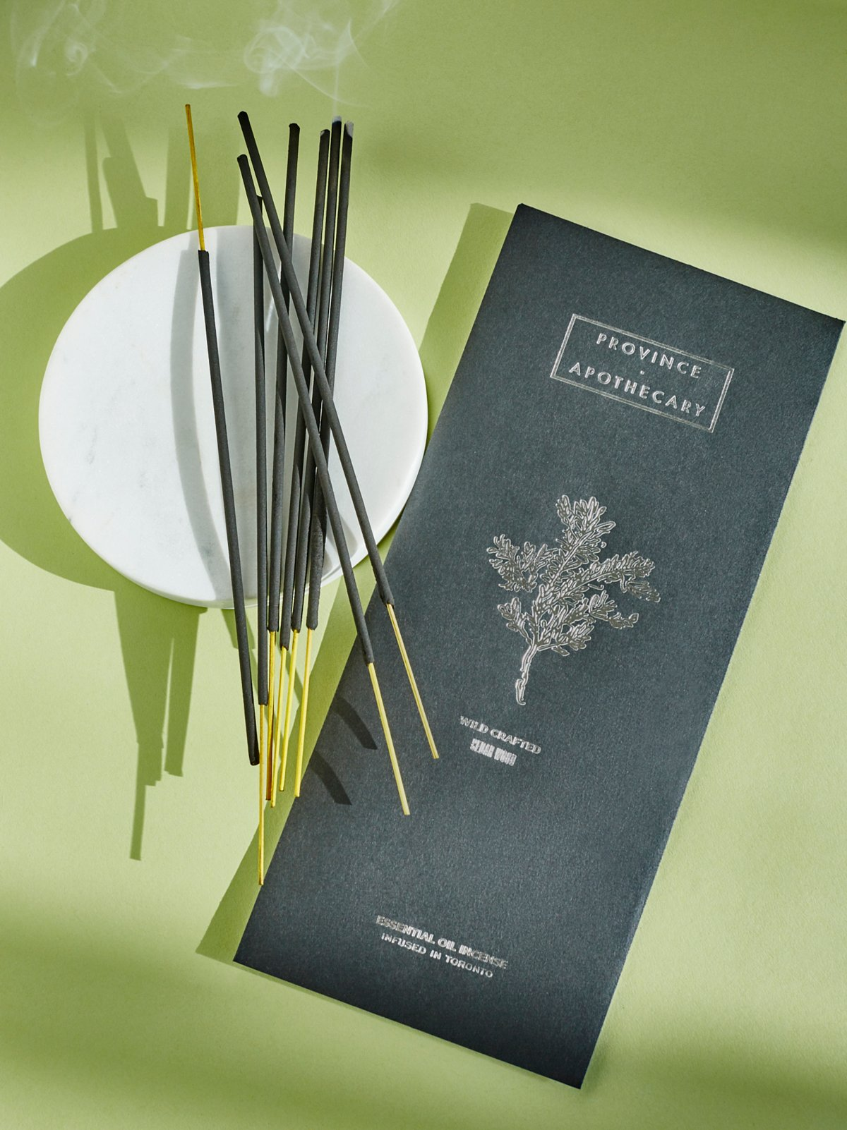 Essential Oil Incense
