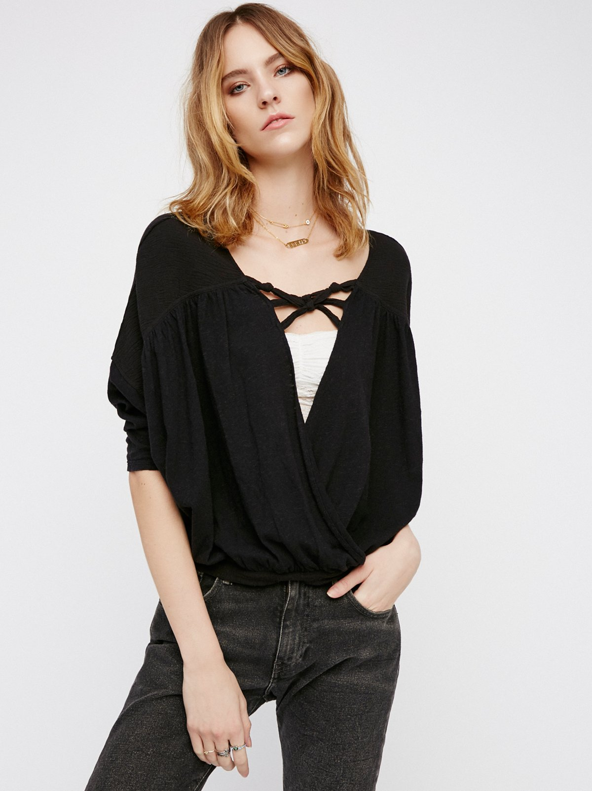 Double Knot Top