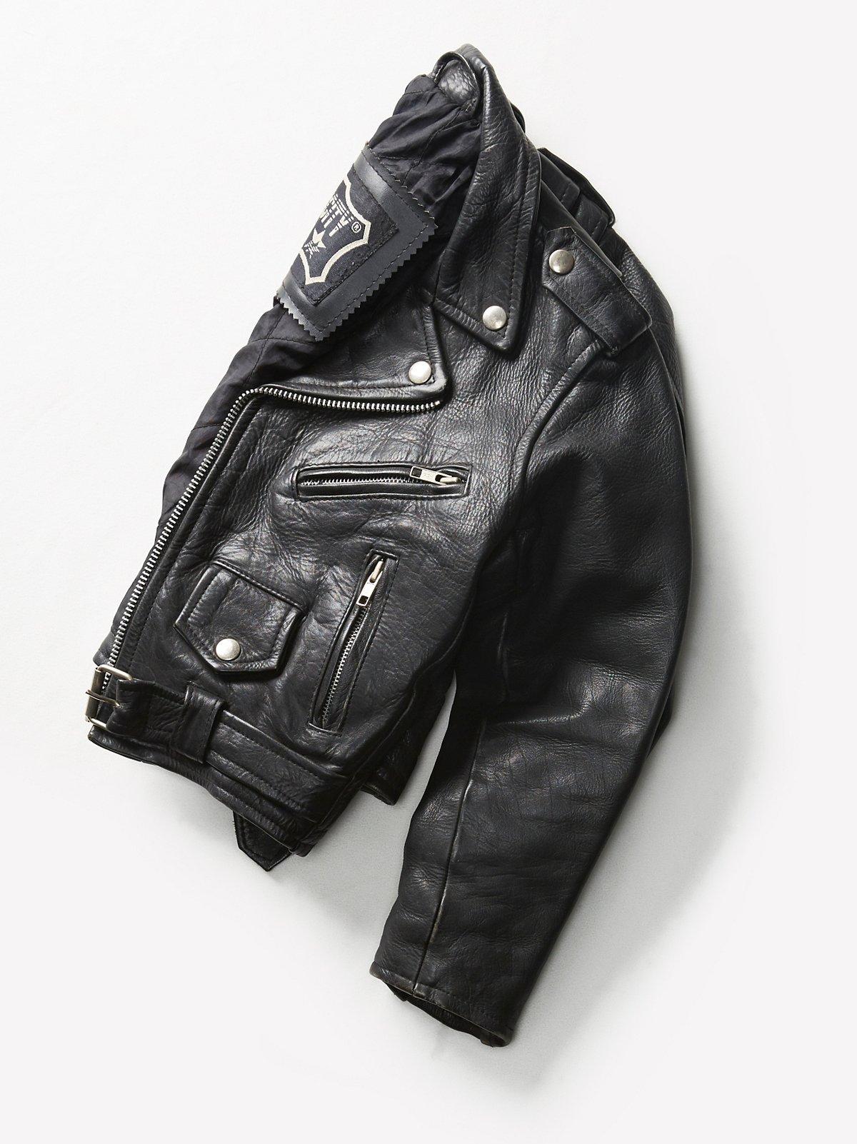 Vintage Moto Jacket 55