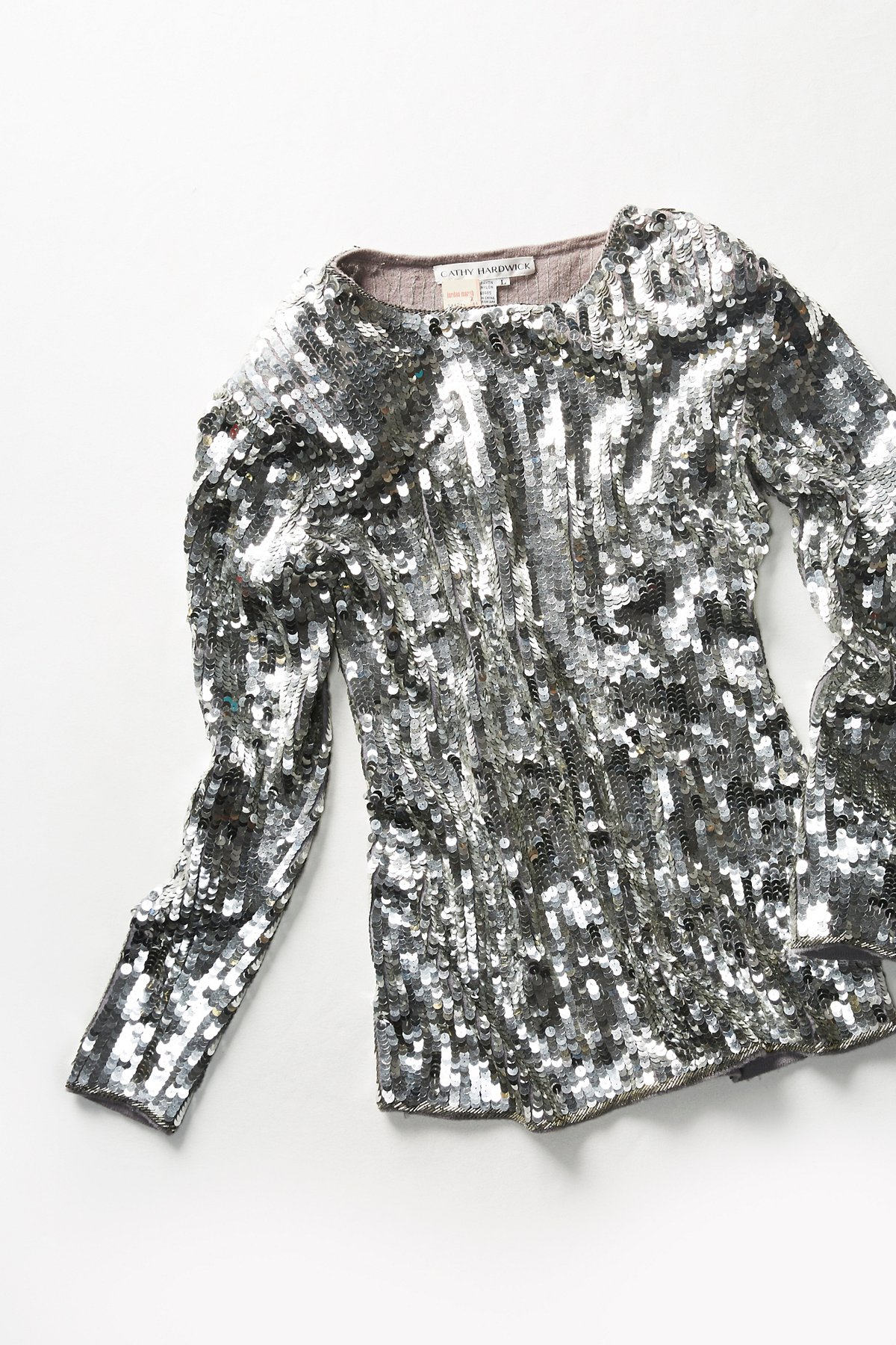 Vintage 1980s Sequin Top