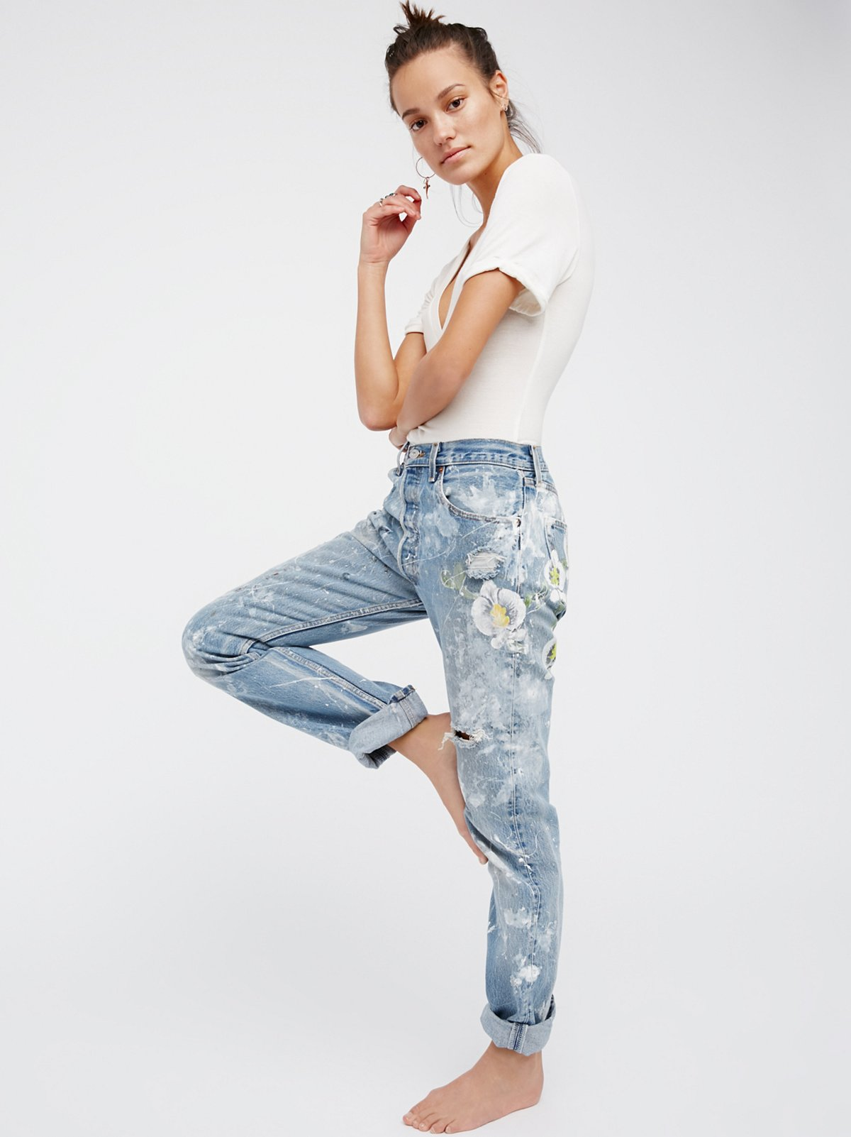 Rialto Jean Project Orchid Jean at Free People Clothing ...