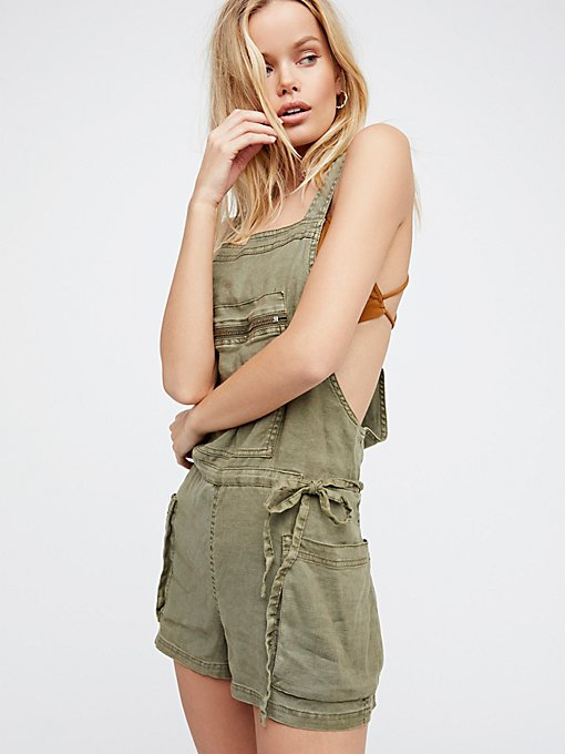 Product Image: First City Utility Dungarees