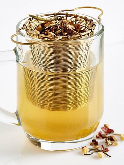 Product Image: Deep Basket黄铜滤茶器