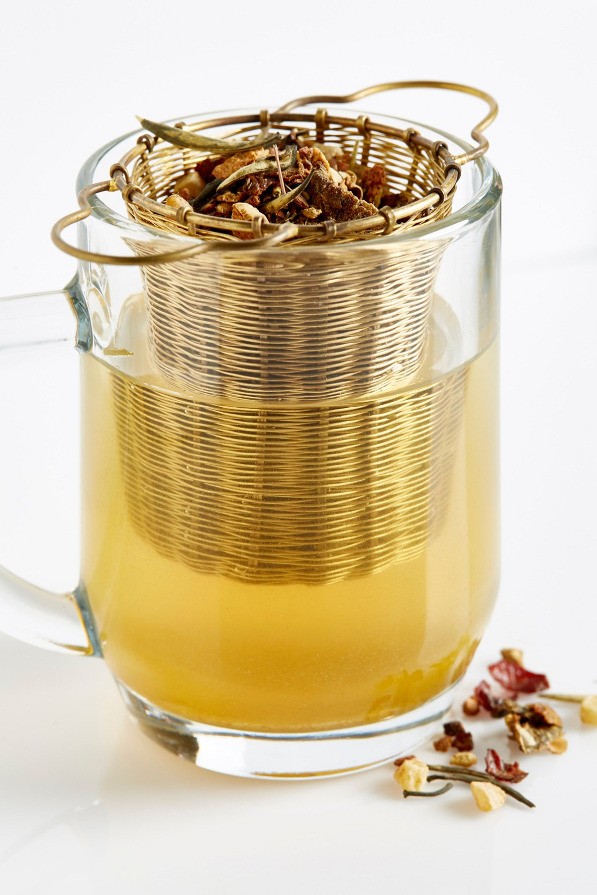 Deep Basket黄铜滤茶器