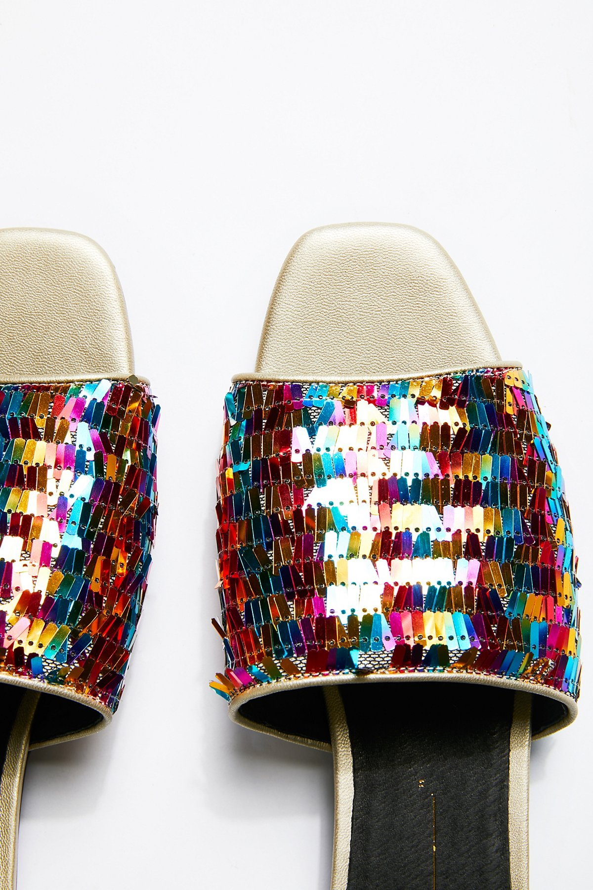 Disco Slide Sandal