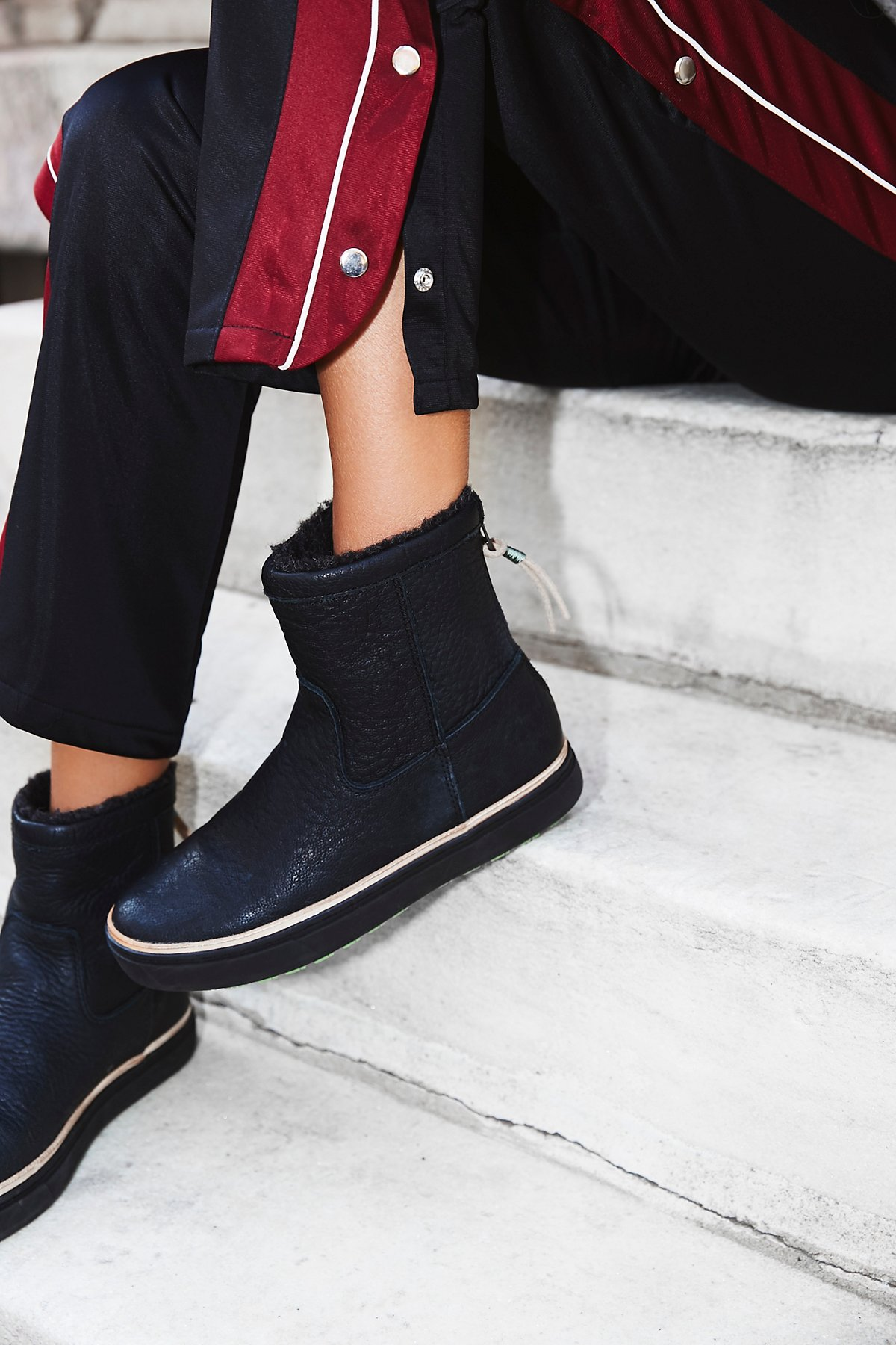 Three Lakes Ankle Boot