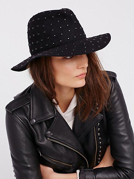 Product Image: Mica铆钉软呢帽
