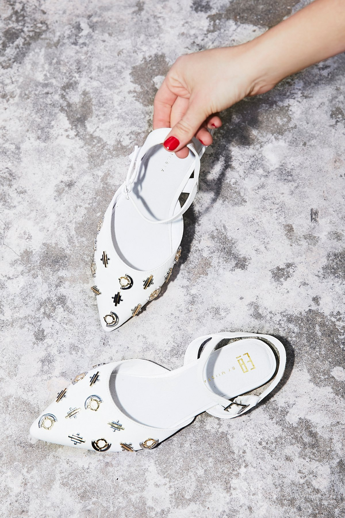 Lowe平底鞋