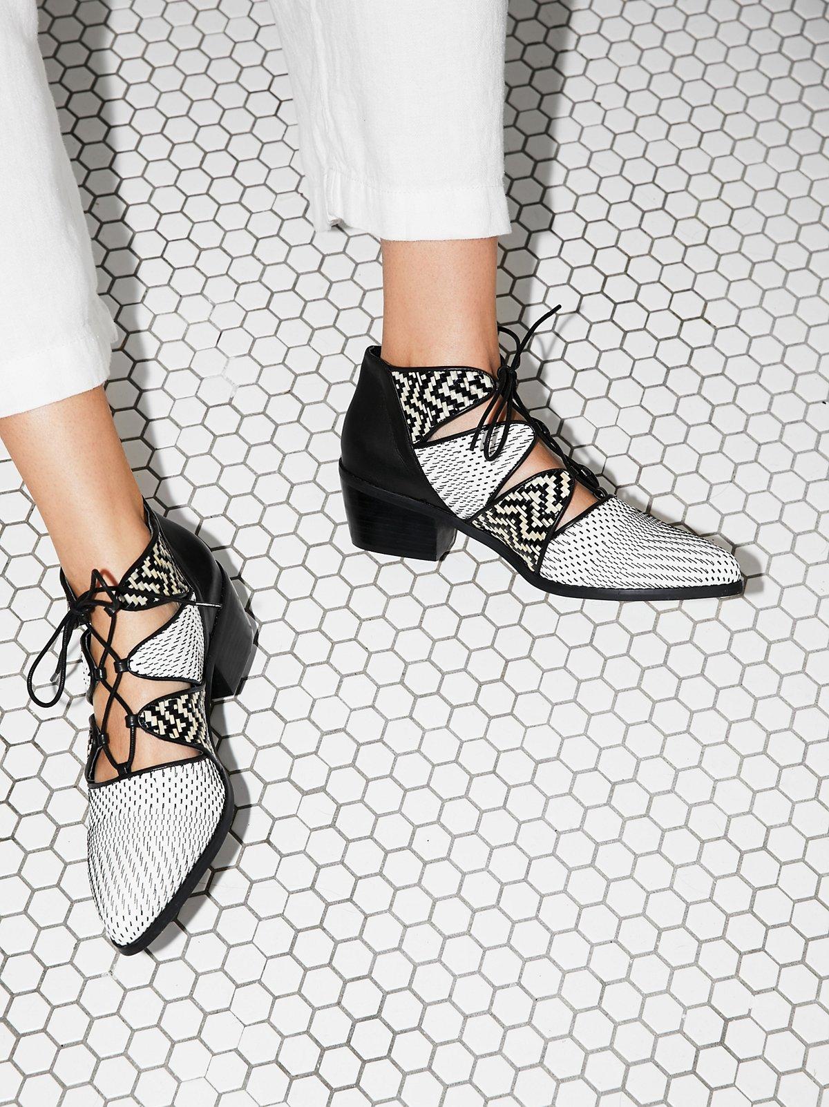 Cyrene踝靴