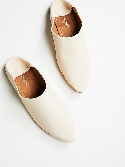 Product Image: Lexie Leather Flat