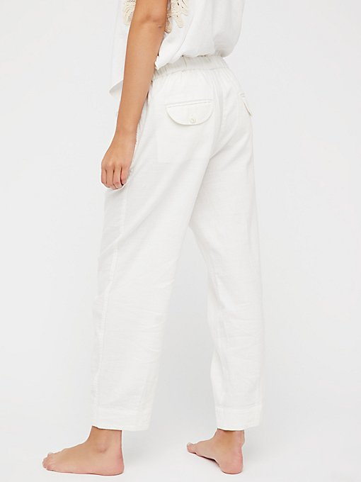 Product Image: Everyday Chambray Pull-On Pants