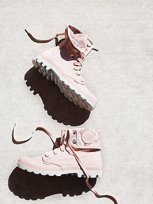 Product Image: Baggy Lace-Up Boot