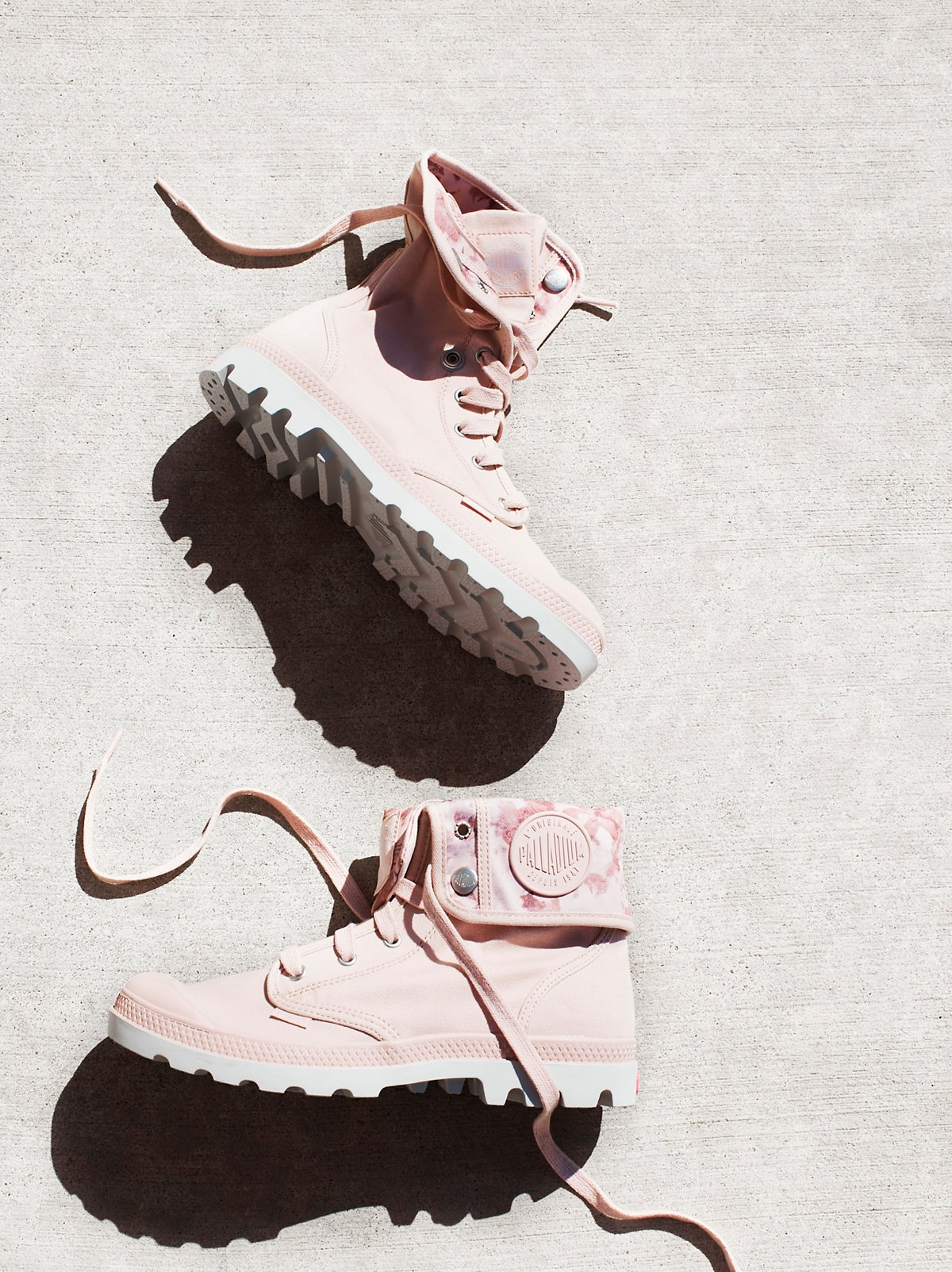 系带休闲靴
