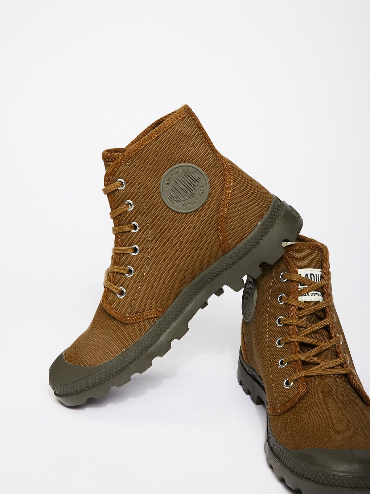 Pampa Hi Original靴子