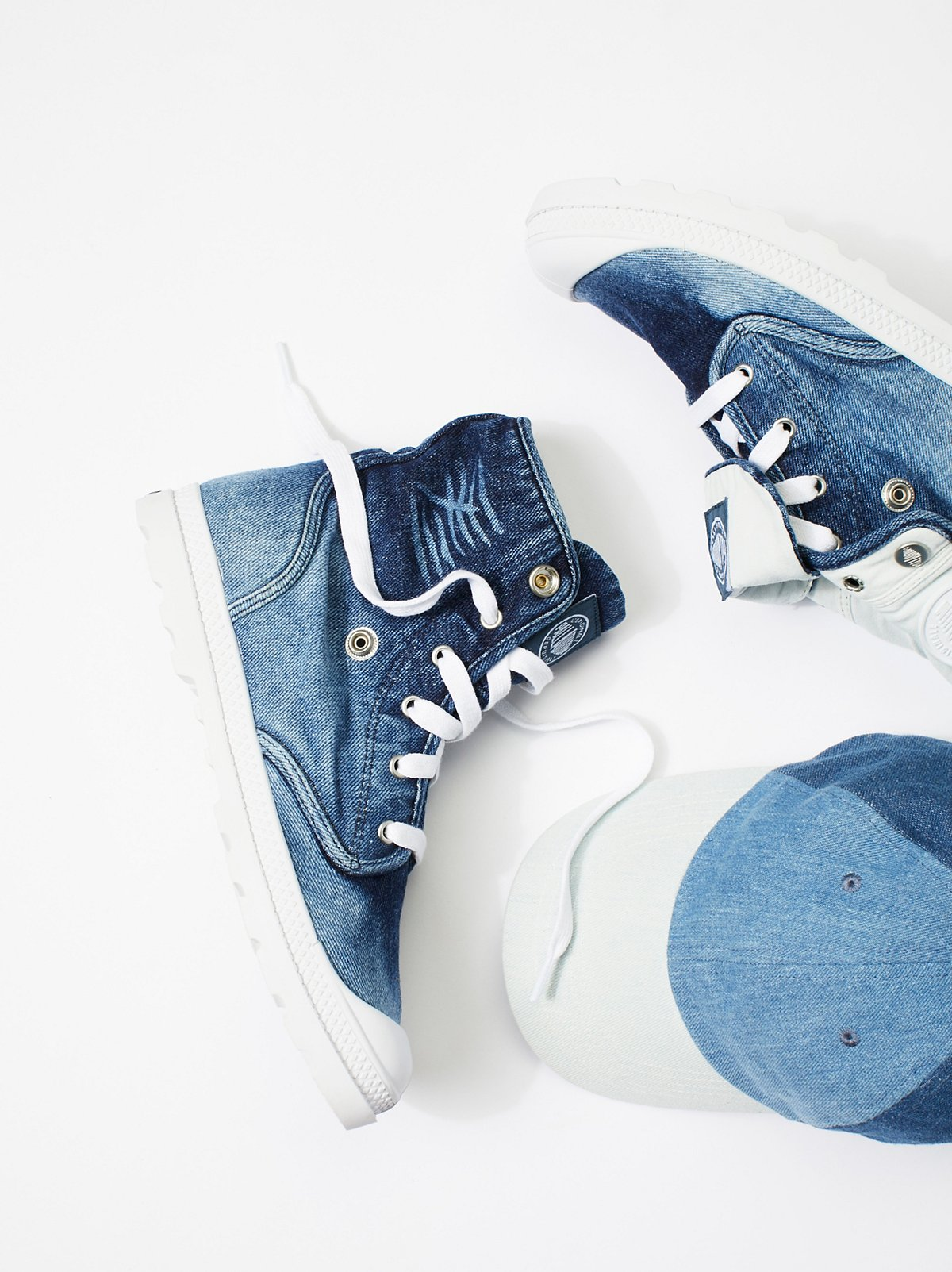 Baggy Low LP Denim Boot