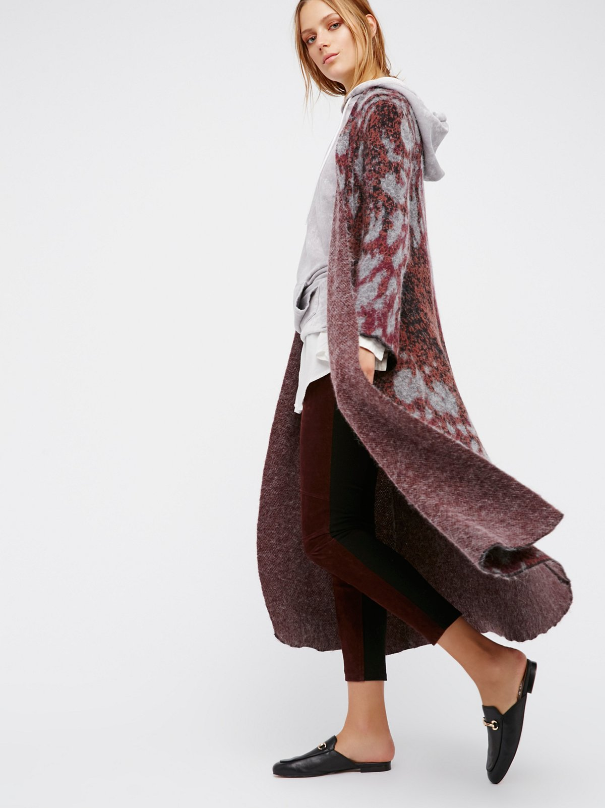 Donatella Sweater Cardi