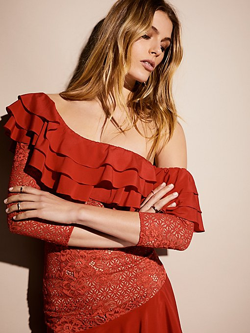 Product Image: Chianti Off Shoulder Dress