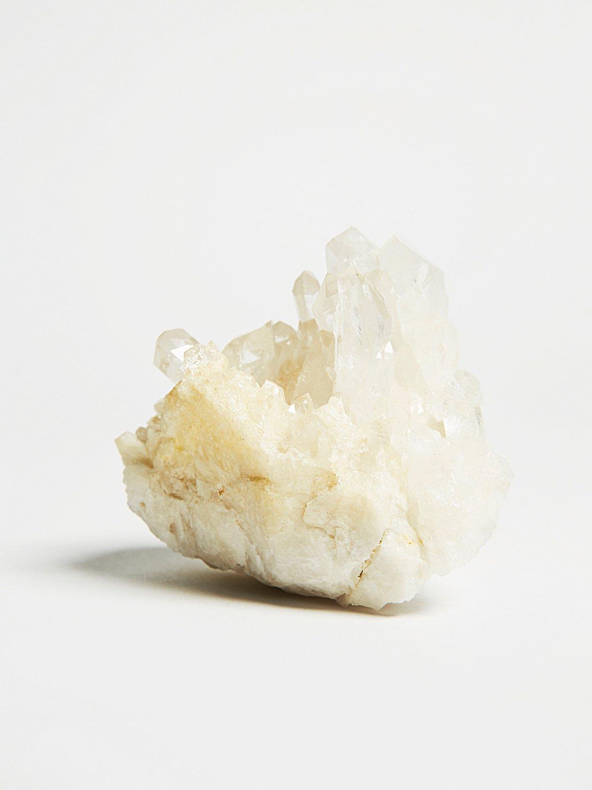 Vintage Quartz Crystal