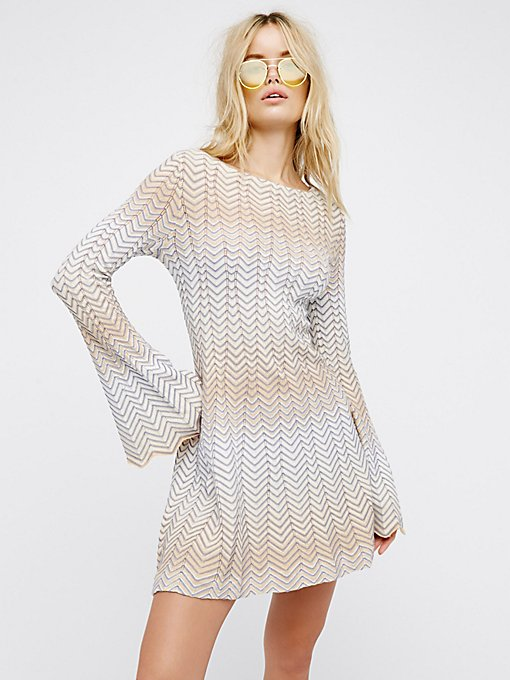 Product Image: Bella Sweater Mini Dress