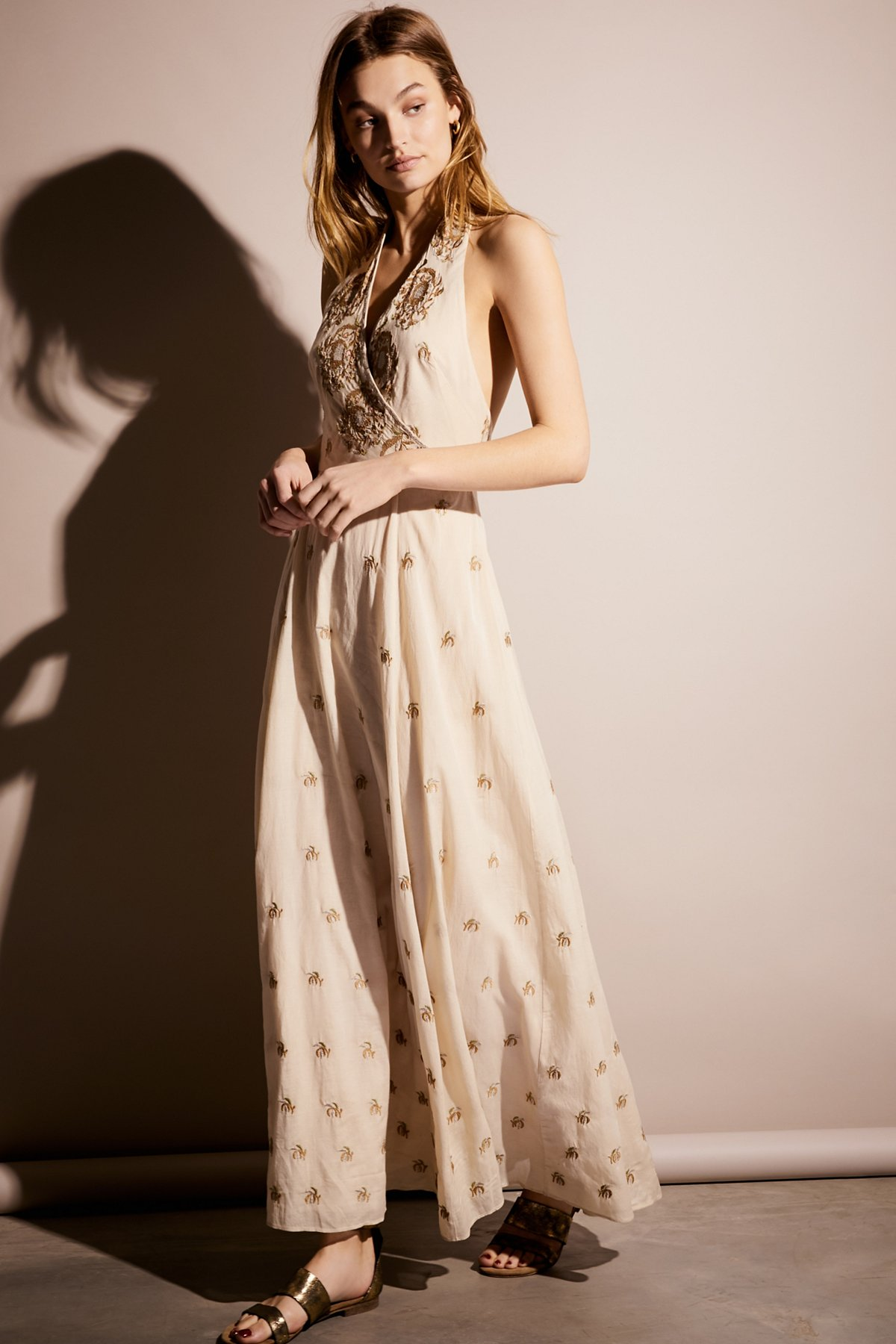 Kristin's限量版白色连衣裙