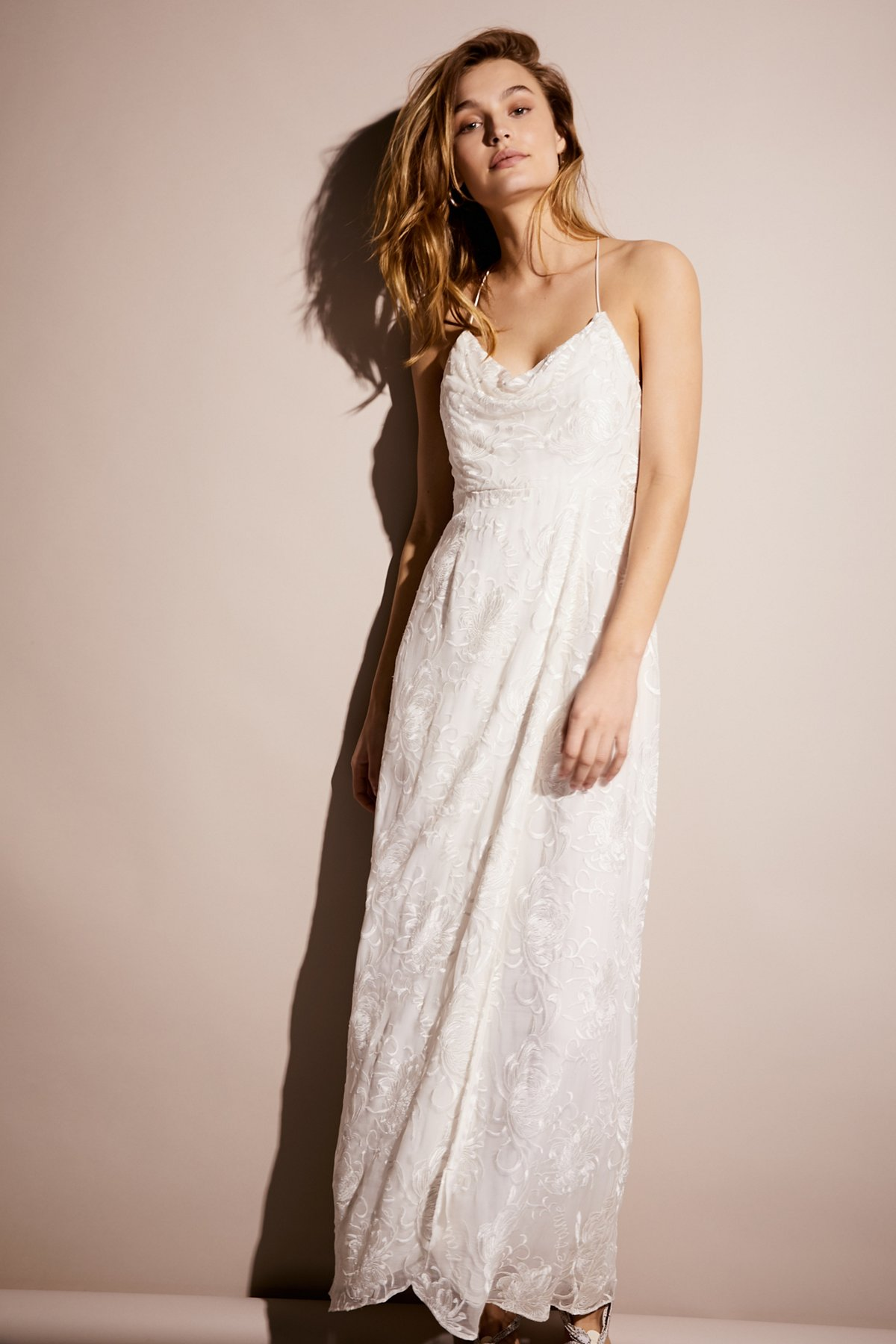 Jill's Limited Edition White Dress