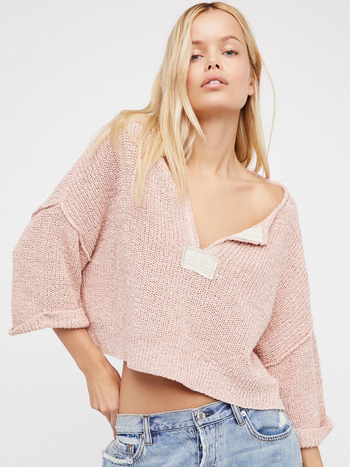 Daybreak Sweater