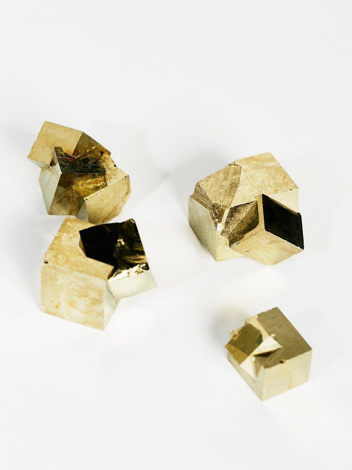 Vintage Pyrite Clusters