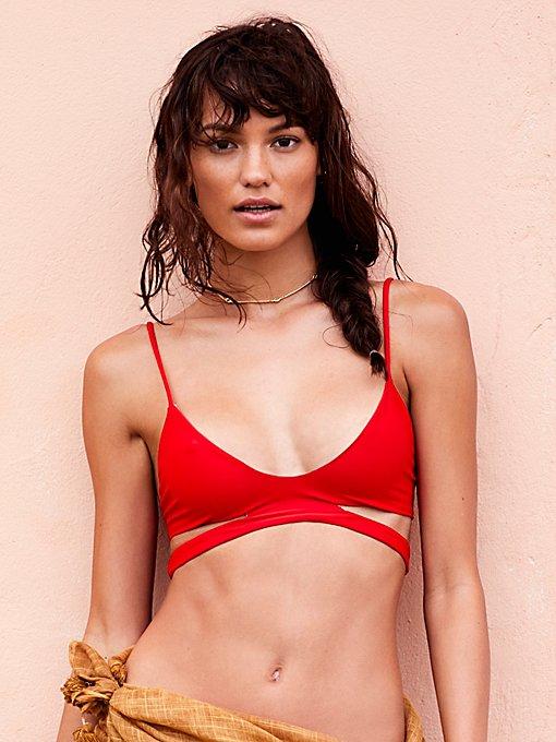 Product Image: Haku Solid Bikini Top
