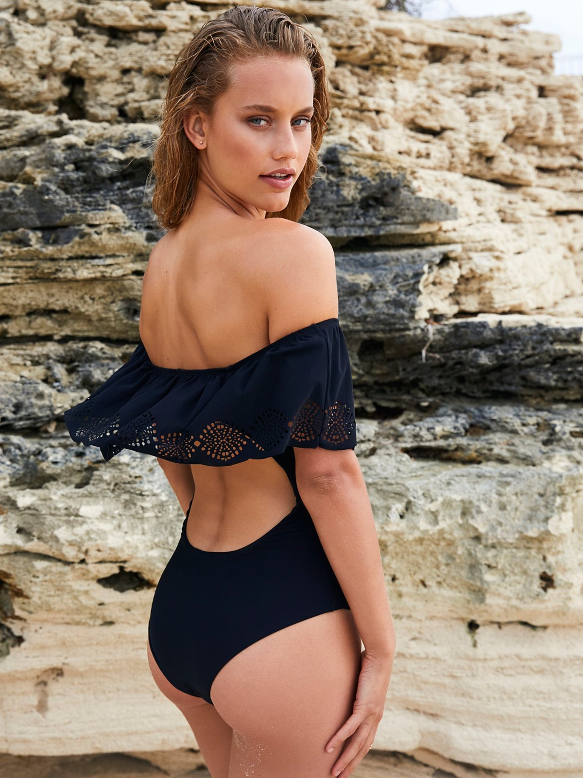 Havana One Piece Swimsuit