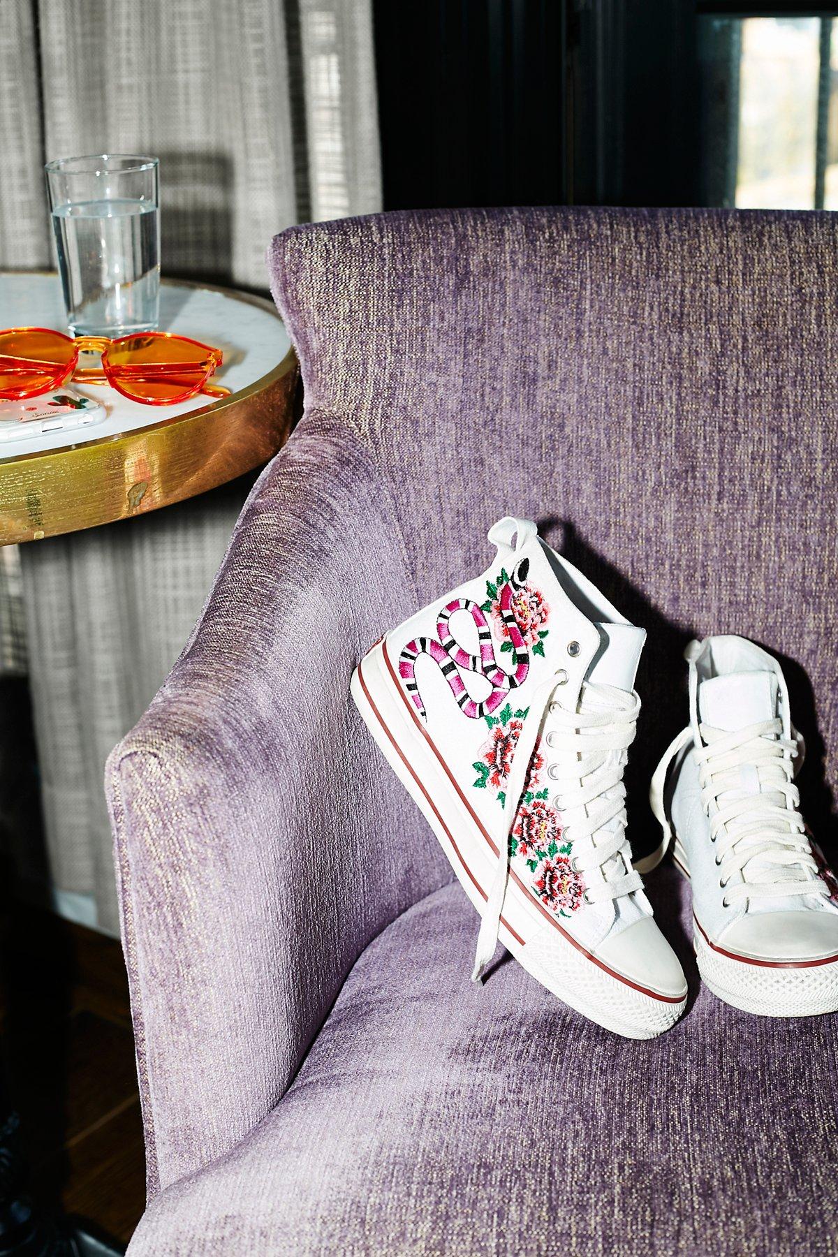 Vanina Hi Top Sneaker