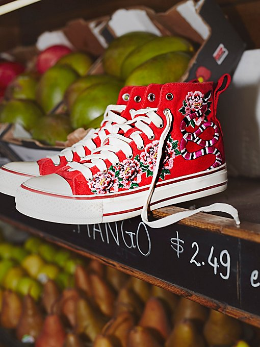 Product Image: Vanina Hi Top Sneaker