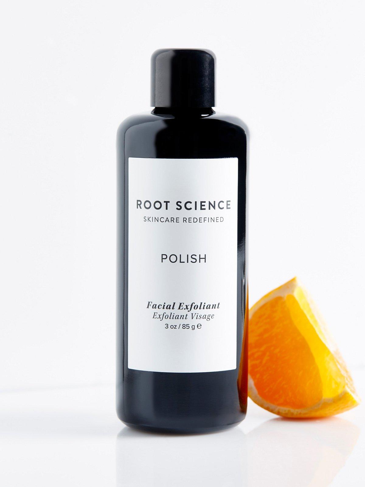 Polish Facial Exfoliant