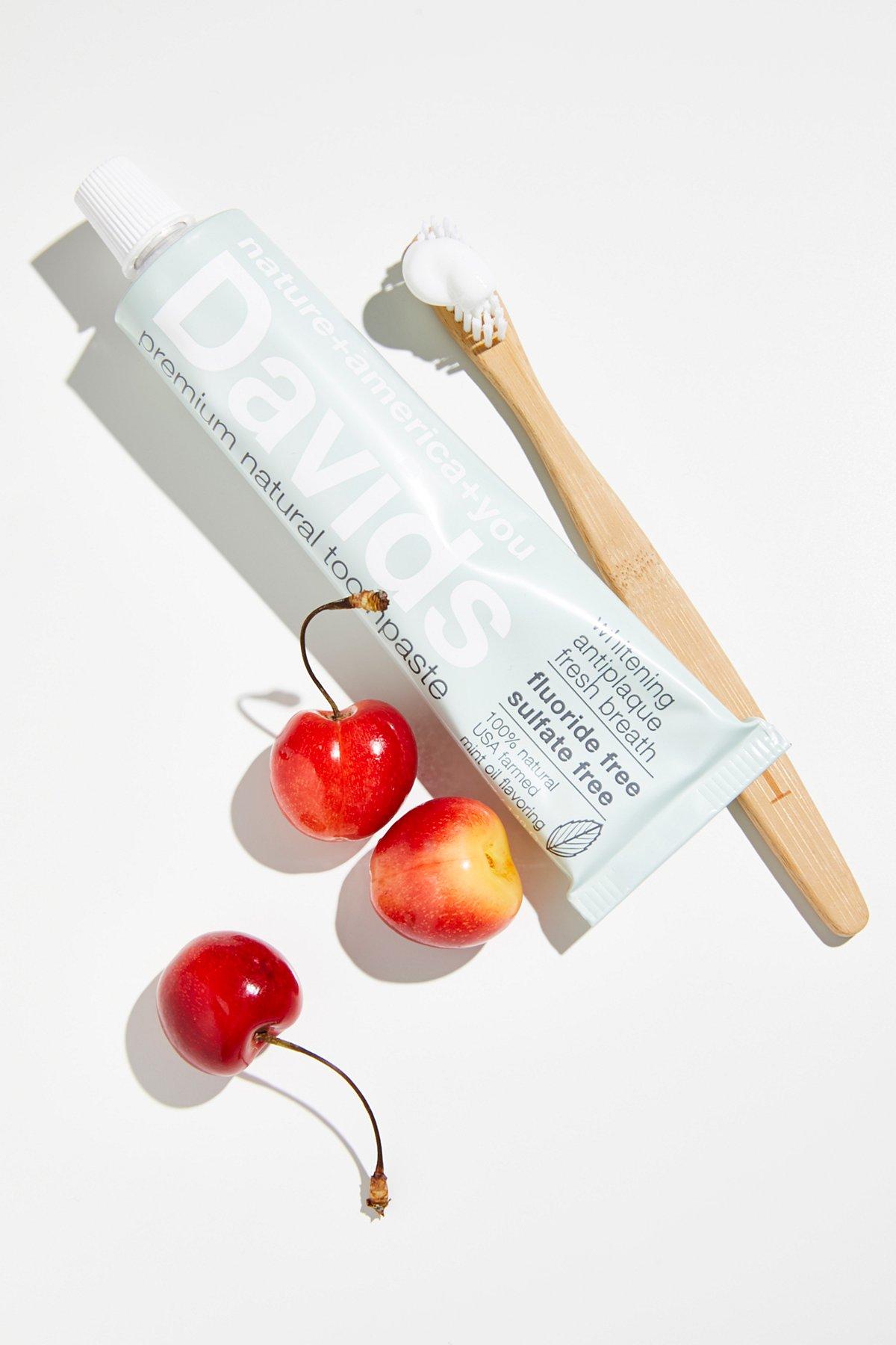 Premium Natural Toothpaste
