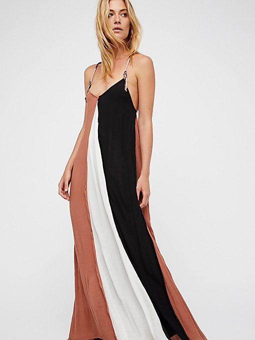 Product Image: Mixin' It Up Maxi Dress