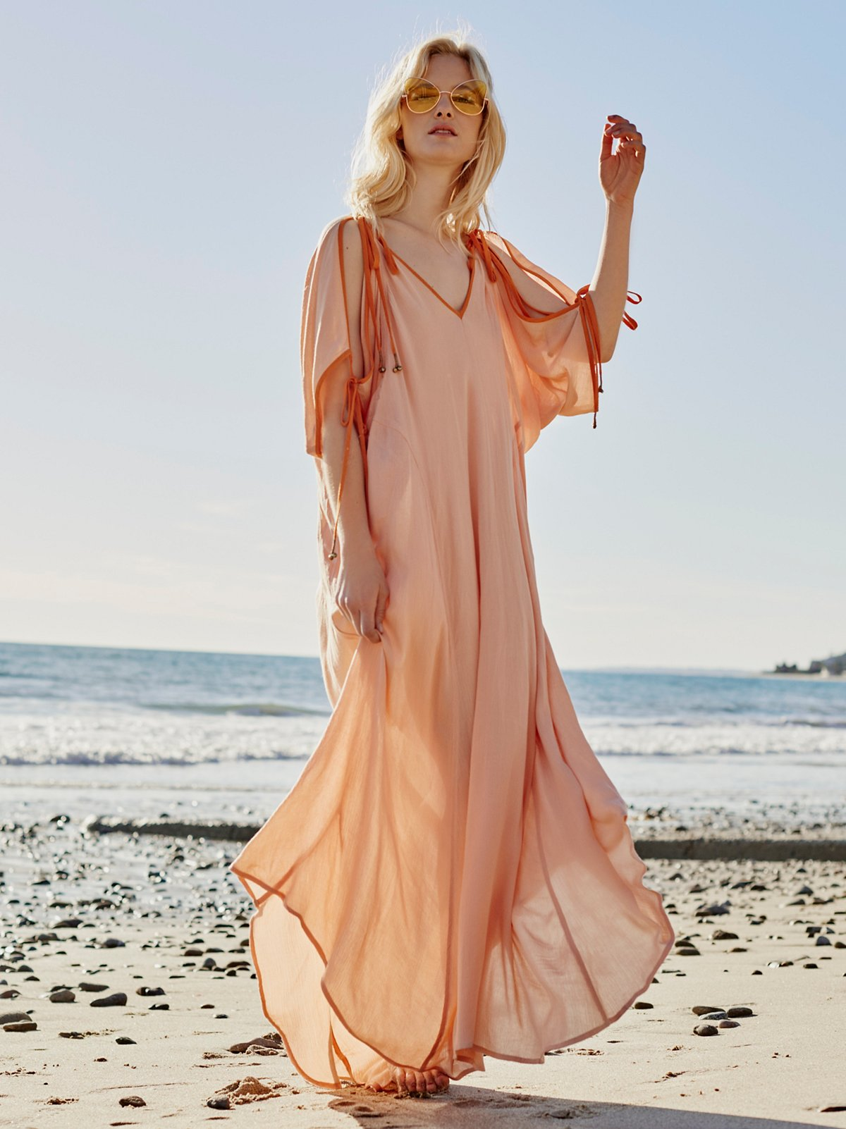Easy Morning Maxi Dress