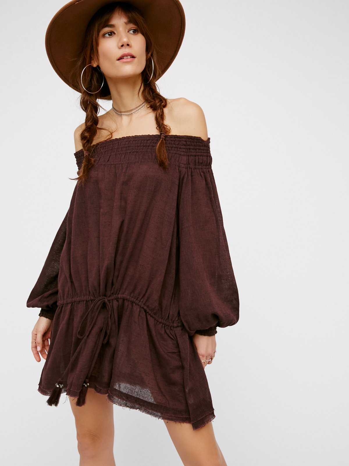 This Is It Off The Shoulder Mini
