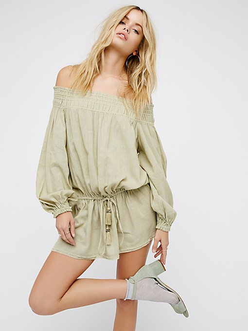 Product Image: This Is It Off The Shoulder Mini