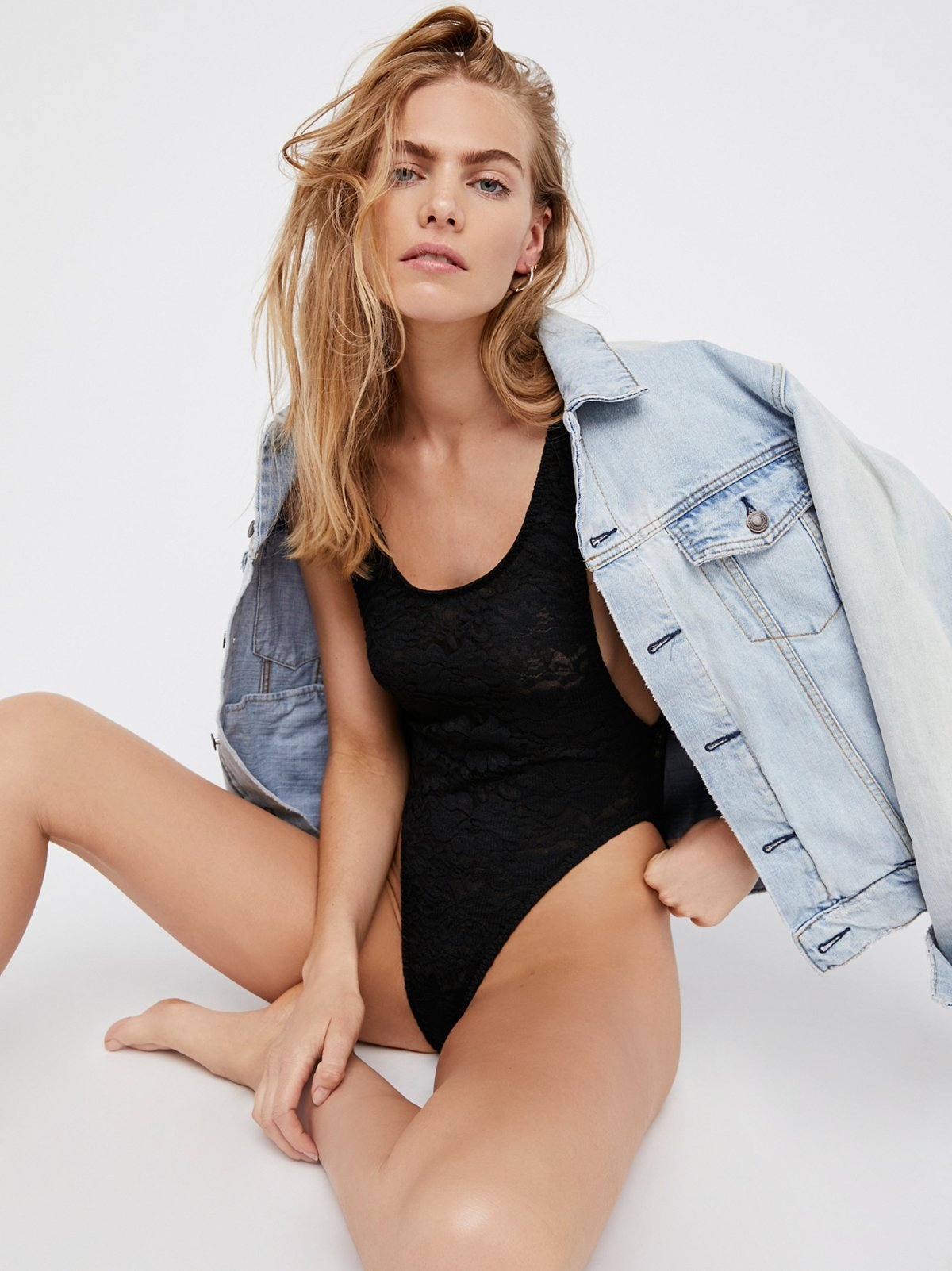 RebeccHAH LACE Bodysuit