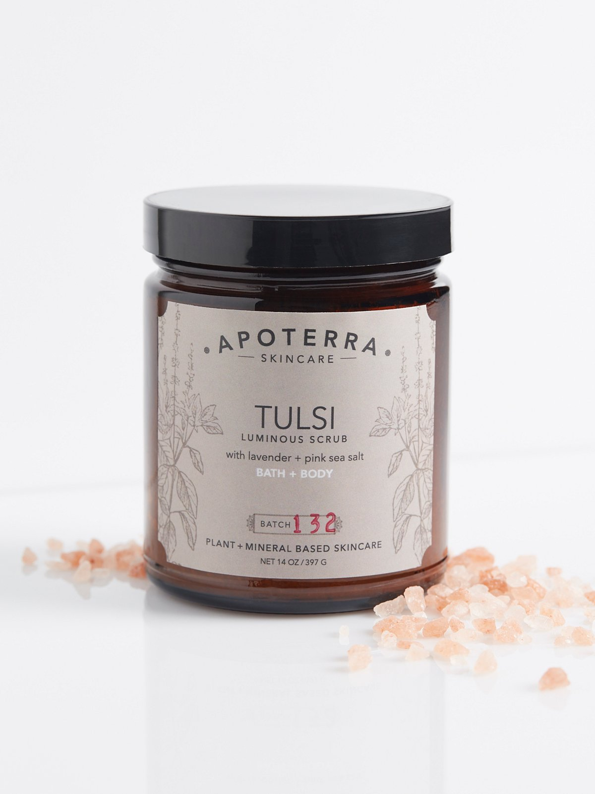 Tulsi Luminous Scrub
