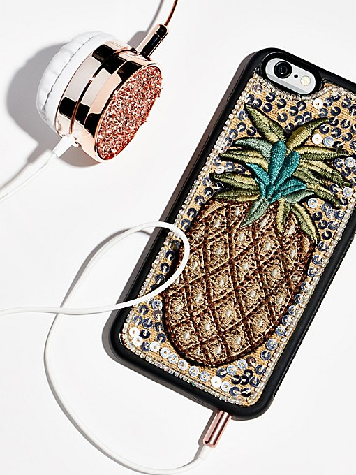 Product Image: FP Embroidered iPhone Case