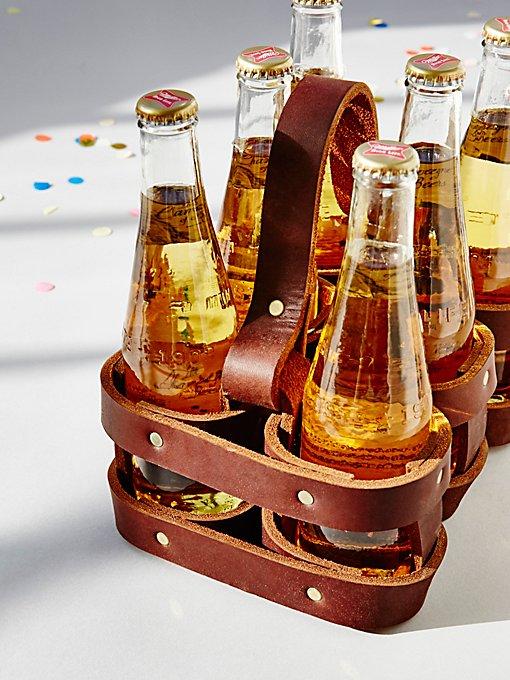 Product Image: 6件套真皮啤酒架