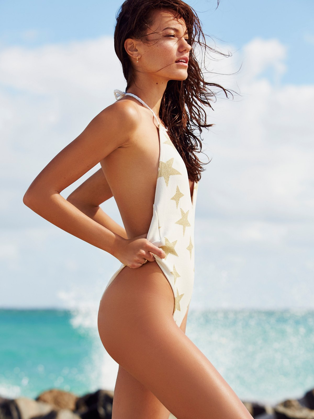 Sea You Later One Piece Swimsuit