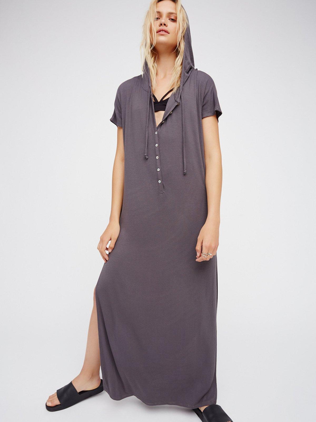 Avalon连衣长裙