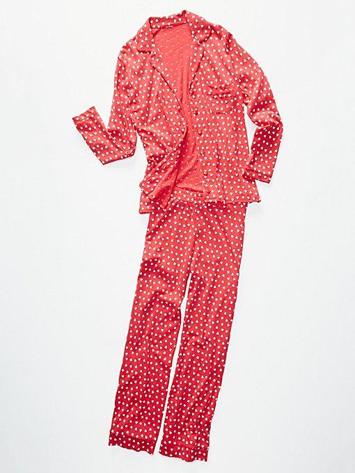 Product Image: Heritage Heart睡衣套装