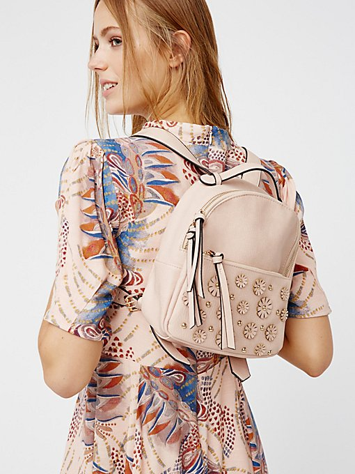 Product Image: Sofie Floral Vegan Backpack