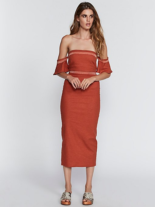 Product Image: Forenze Midi Dress