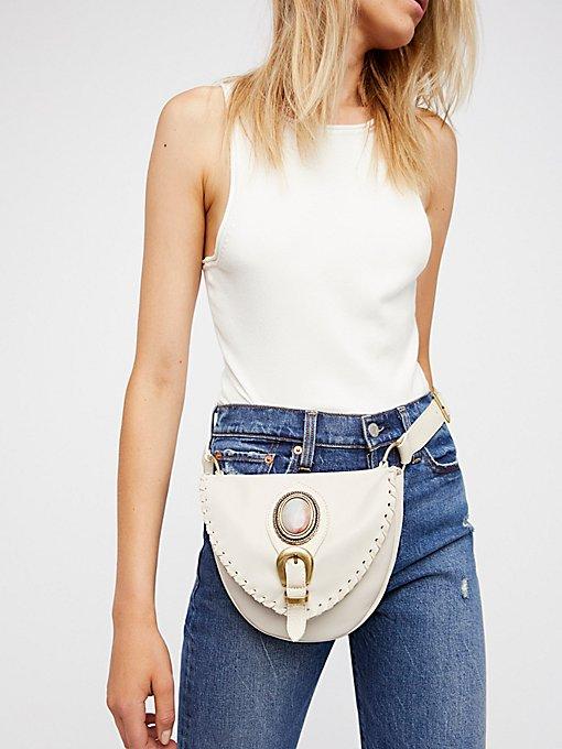 Product Image: Rugged Turquoise Pocket Belt